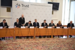 Signing the Agreement for the establishment of the Western Balkans Fund